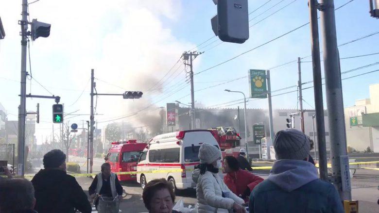 昨日は、TSUTAYA水元店が火事になってビックリしました!