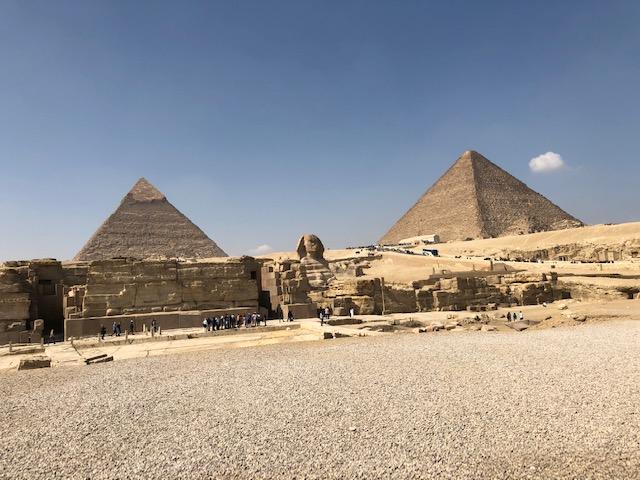 エジプト旅行に行ってきました