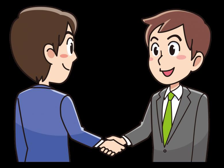 本日、ご購入のご相談で来社されたお客様は当社ユーザー様のご紹介の方でした~。
