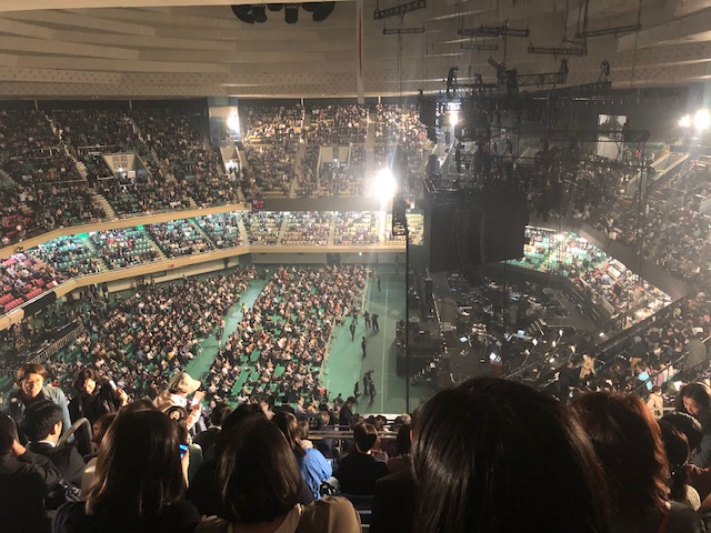 コンサート行ってきました!