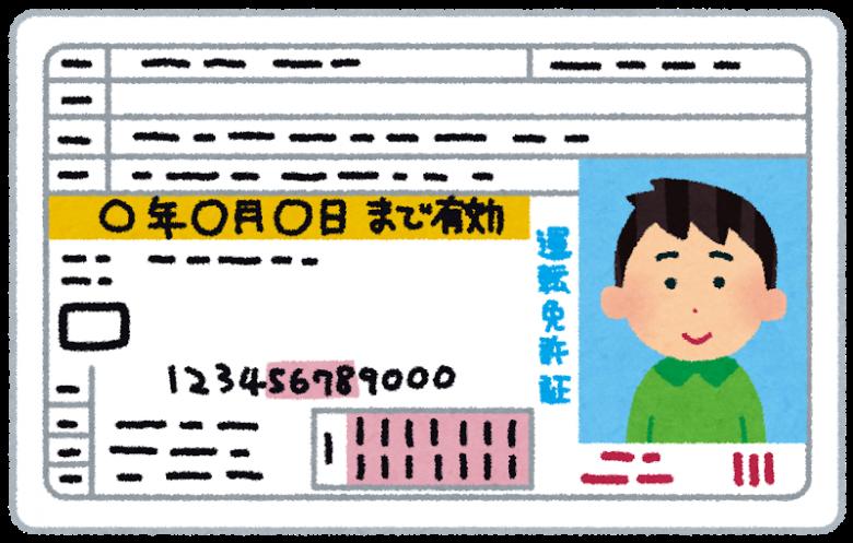 本日は、運転免許証の更新手続きに行って参りました~。
