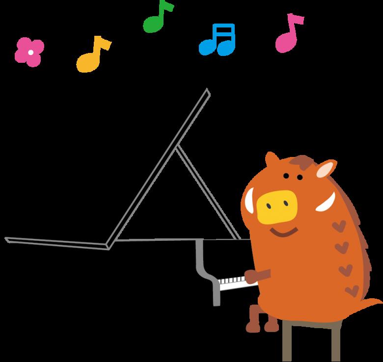 ピアノの練習を始めてちょうど1ヶ月が経過しました~。