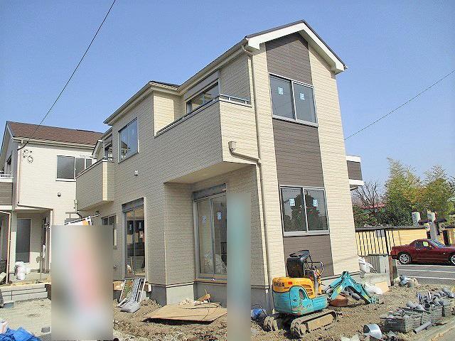 本日、東金町5丁目新築一戸建2棟現場が大幅価格改定を致しました~。